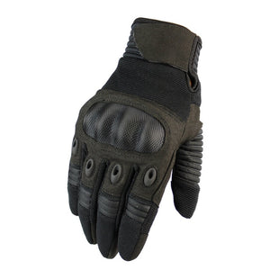 Touch Screen Military Tactical Rubber Gloves
