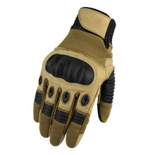 Load image into Gallery viewer, Touch Screen Military Tactical Rubber Gloves