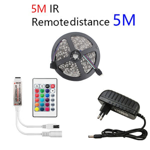 LED Strip RGB with Bluetooth Remote
