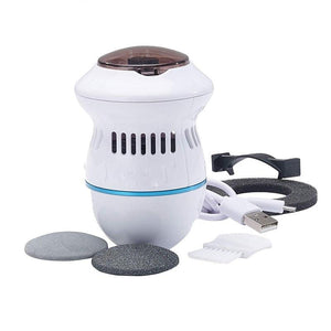 Electric Foot File Vacuum Callus Remover