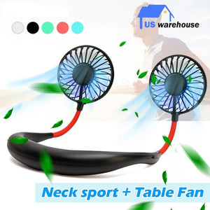 USB Portable Hanging Sport Fan