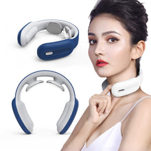 Load image into Gallery viewer, Portable Smart Neck Massager