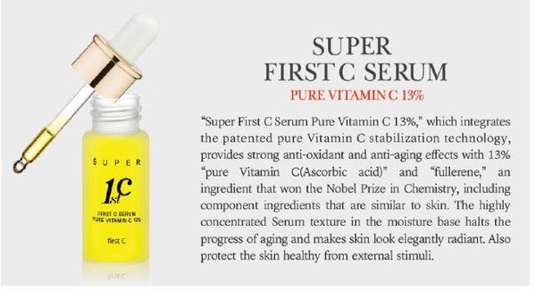 The Winner of the Race for the Best Vitamin C Formula for Skincare is……????