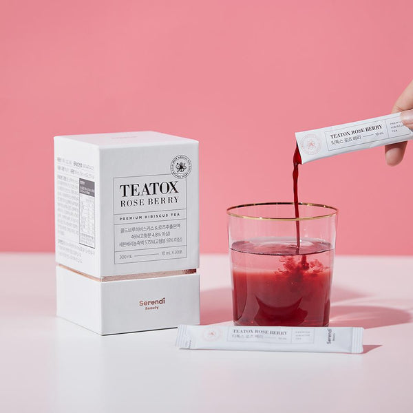 [SERENDI BEAUTY] Teatox Rose Berry 30 EA
