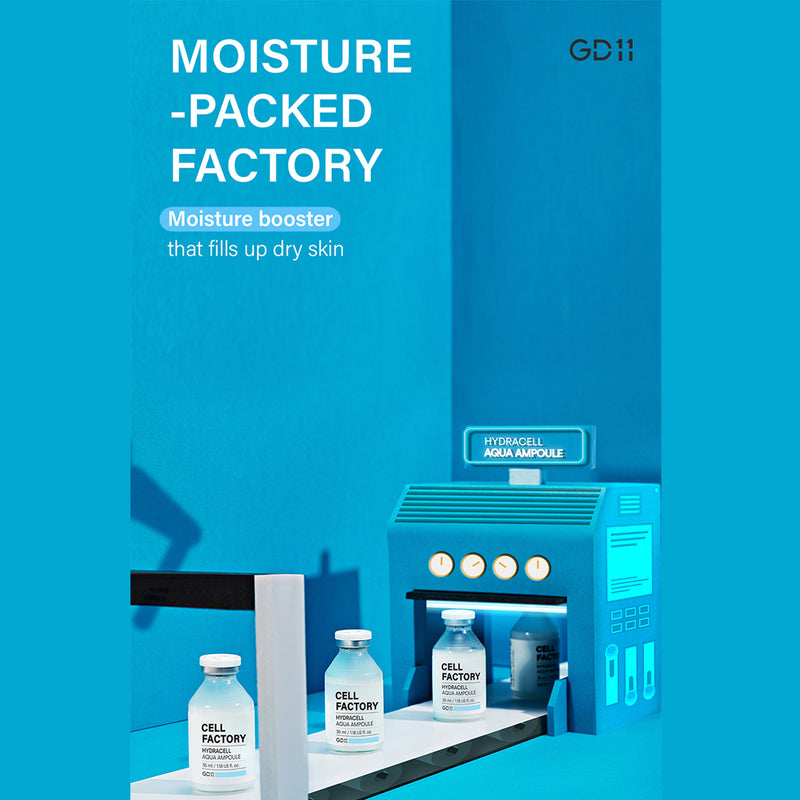 [GD11] Cell Factory Hydracell Aqua Ampoule 35ml