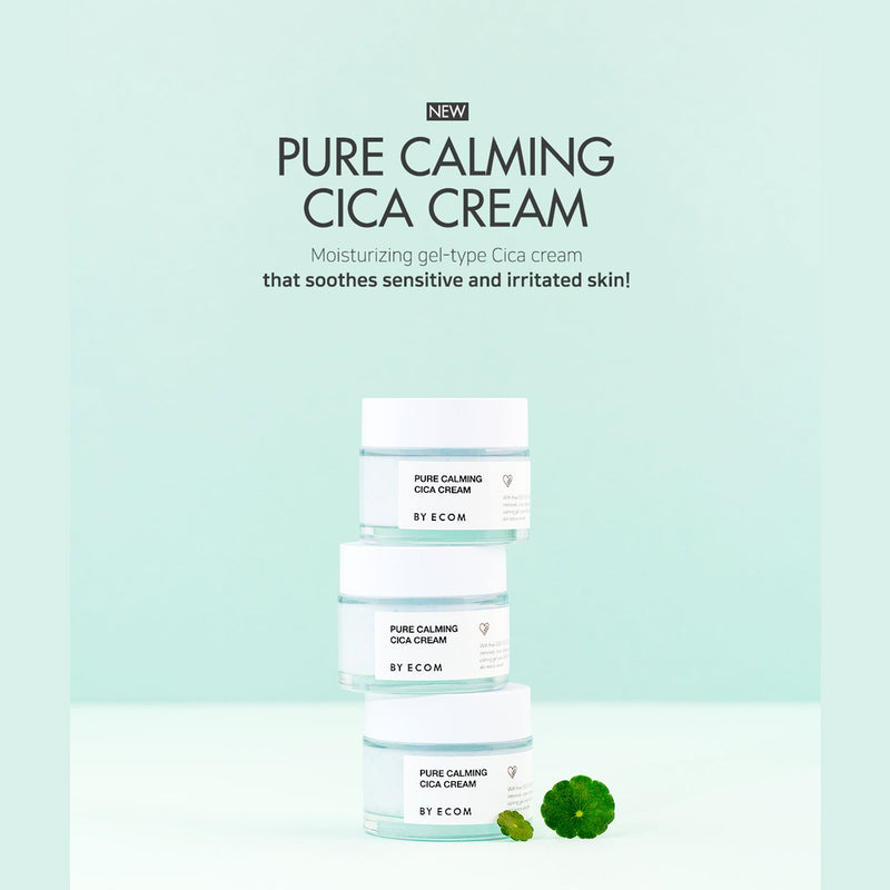 [BY ECOM] Pure calming Cica Cream 50g