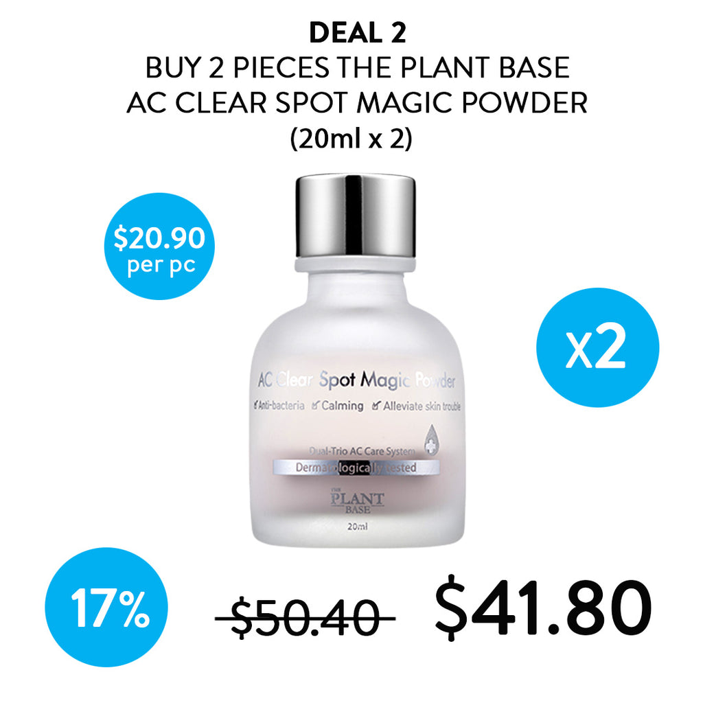 [The Plant Base] Ac Clear Magic Powder