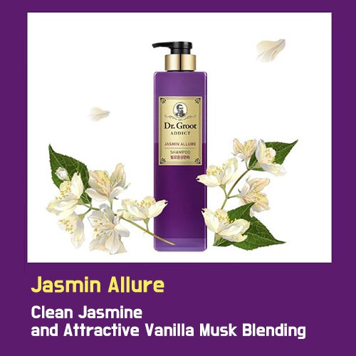 [Dr. Groot] Addict Jasmin Allure Shampoo 385ml
