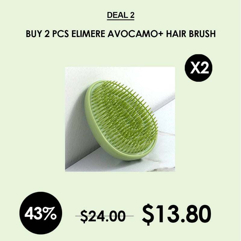 [ELIMÉRE] Avocamo Brush