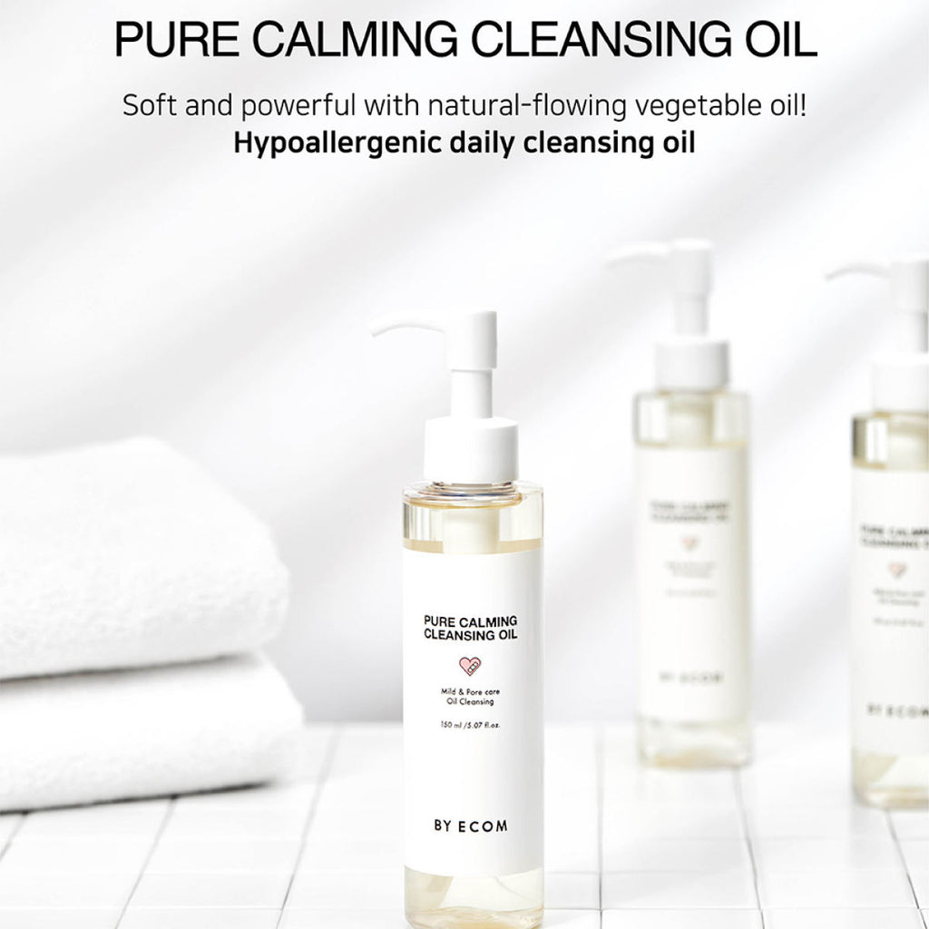 [BY ECOM] Pure Calming Collections