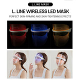 (L.LINE) Full Face Led Mask