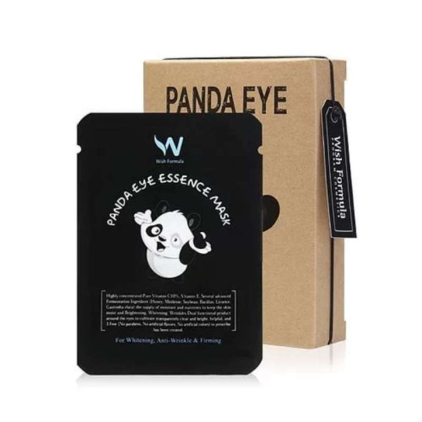 [WISH FORMULA] Panda Eye Essence Mask 10 Pairs