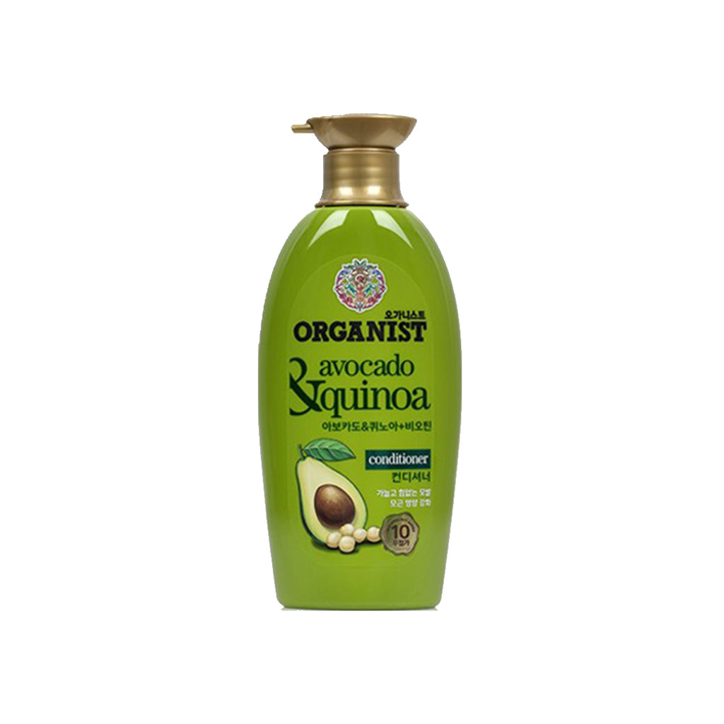 [ORGANIST] Avocado & Quinoa Hair Root Nutrition Conditioner