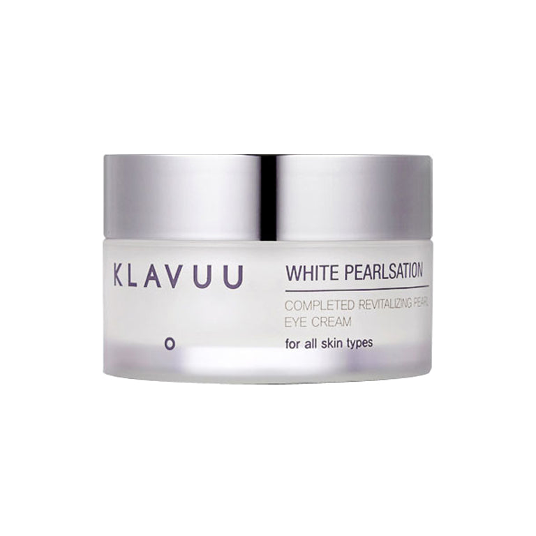[Klavuu] White Pearlsation Completed Revitalizing Pearl Eye Cream 20ml