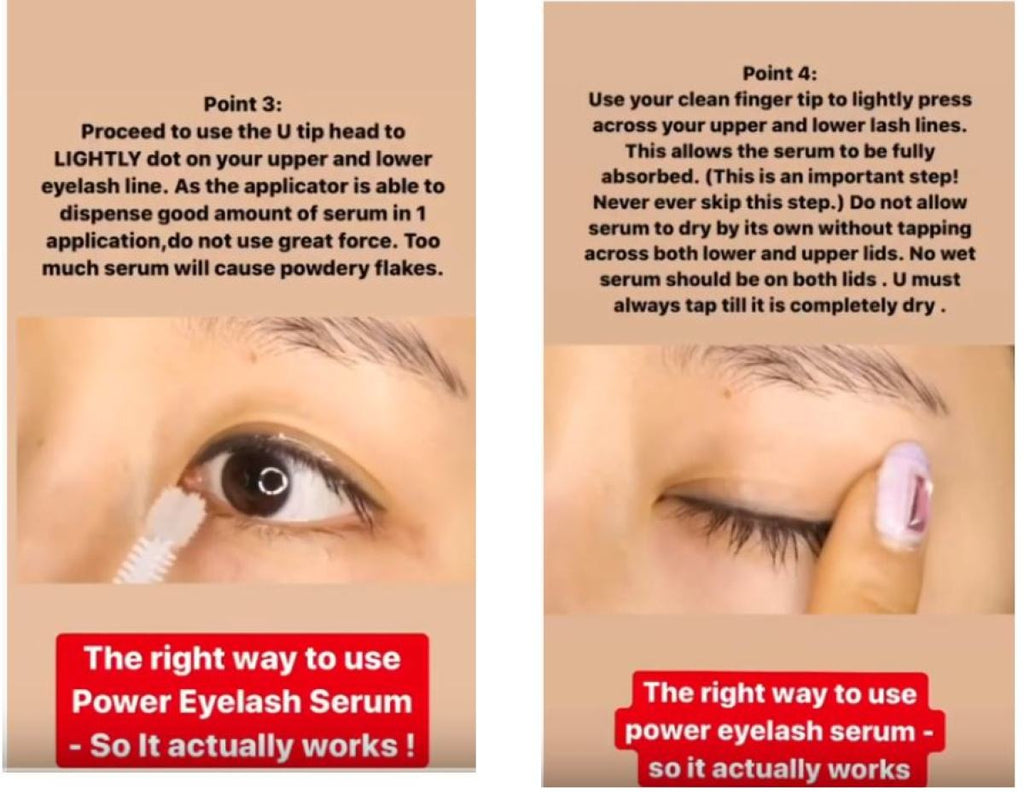 [Miskos] Power Eyelash Intensive Serum Strong