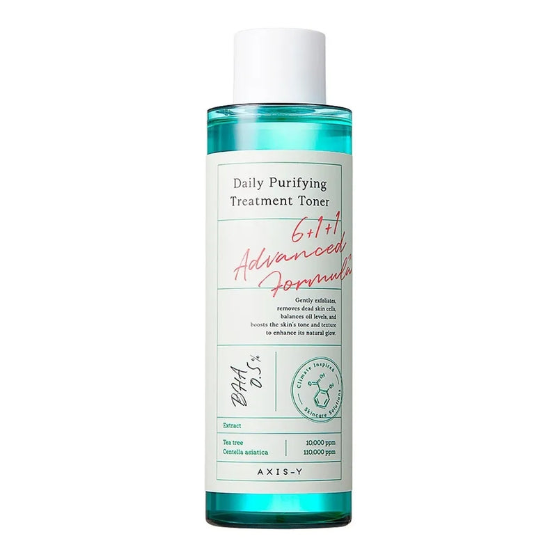 [AXIS-Y] Daily Purifying Treatment Toner Controls Acne & Calms