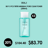 [Tirtir] Minimal Pore Clear Toner 200ml