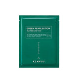 [Klavuu] Green Pearlisation Tea Tree Care Mask 22g