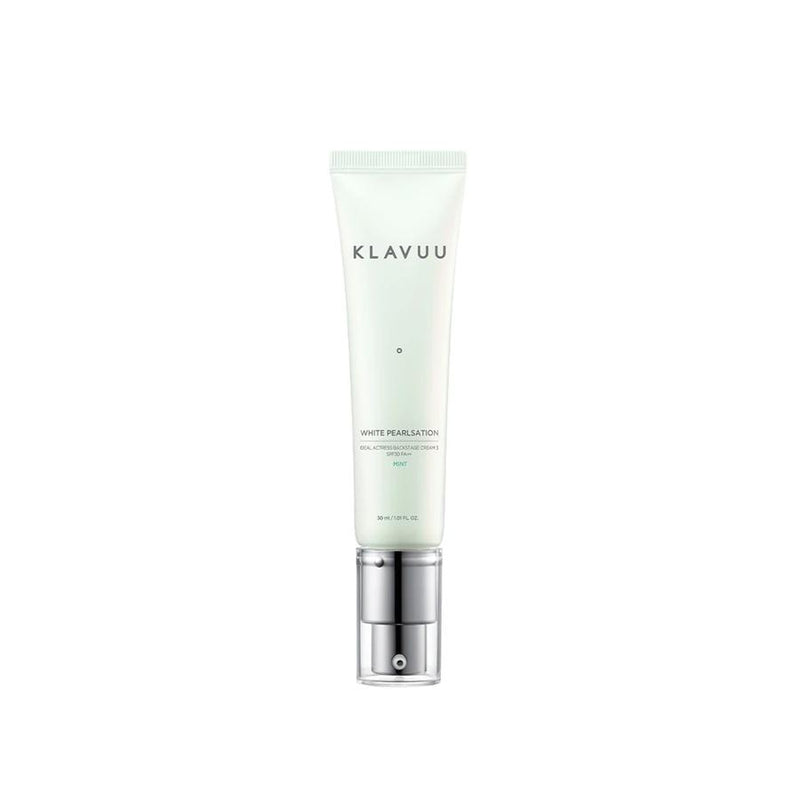 [KLAVUU] White Pearlsation Ideal Actress Backstage Cream SPF 30PA++ 30ml