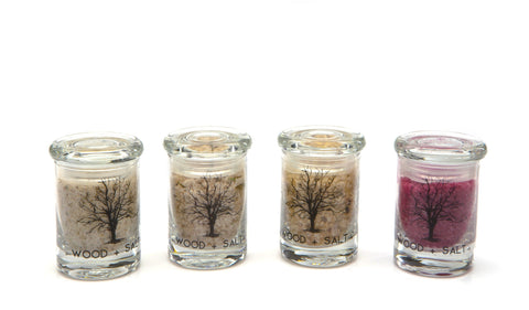 Smoked + Infused Salts
