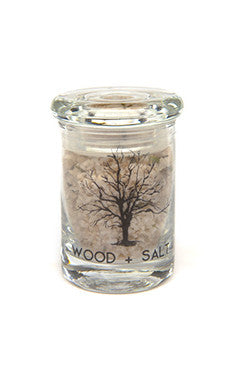Rosemary Smoked Sea Salt