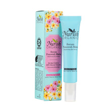 Load image into Gallery viewer, Nurish Organiq Brightening Eye Serum 15ml