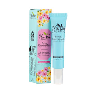 Nurish Organiq Brightening Eye Serum 15ml