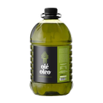 Ole Oleo 5 Litres Cold pressed natural extra virgin olive oil PET