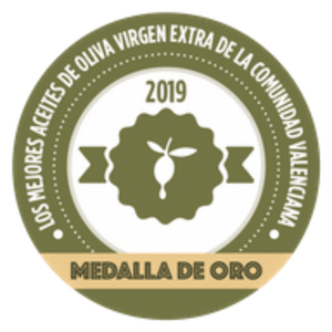 Load image into Gallery viewer, medalla de oro extra virgin olive oil competition