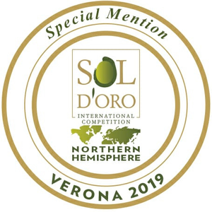 special mention sol doro international competition verona 2019