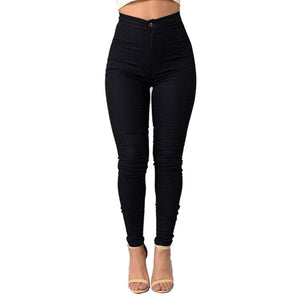 джинсы женские Vintage ladies jeans for women mom high waisted jeans blue casual pencil trousers korean streetwear denim pants