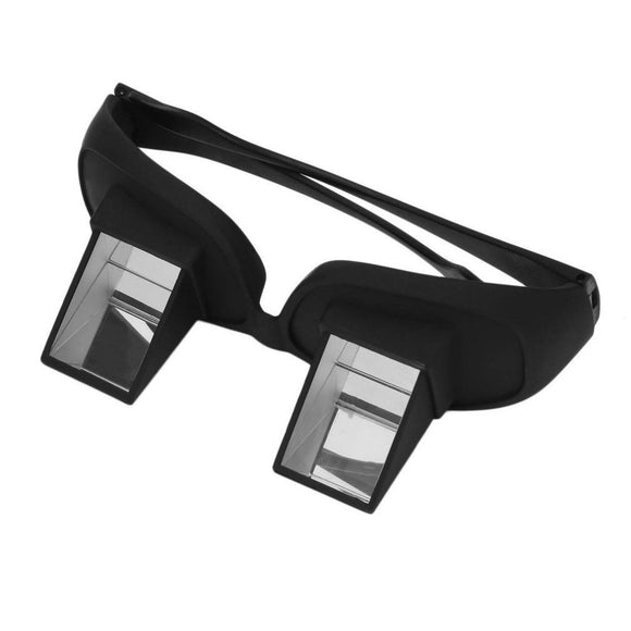 1pc Lazy Creative Periscope Horizontal Reading TV Sit View Glasses On Bed Lie Down Bed Prism Spectacles The Lazy Glasses A30