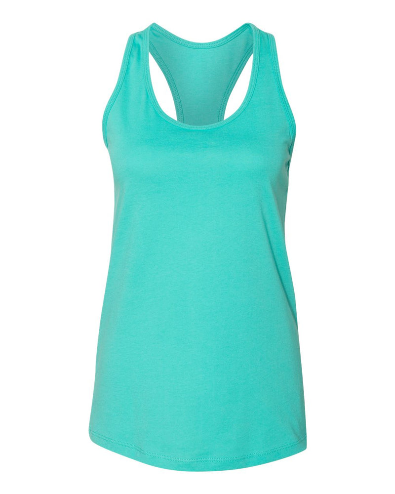 BELLA + CANVAS - Women's Jersey Racerback Tank - 6008