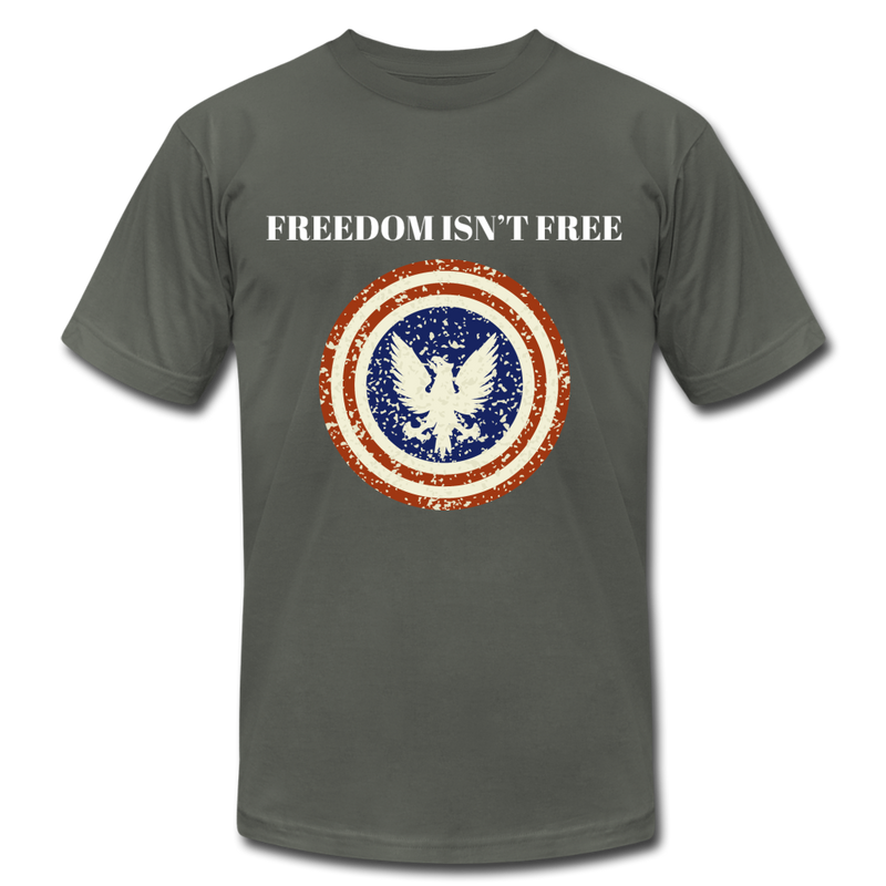 Freedom Isn't Free - asphalt