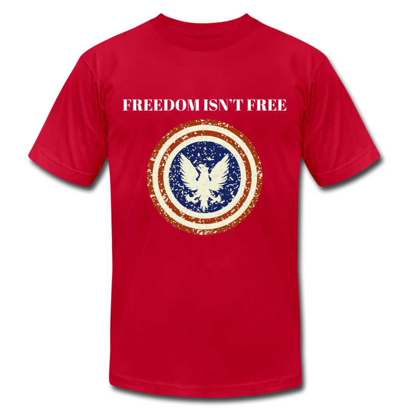 Freedom Isn't Free - red
