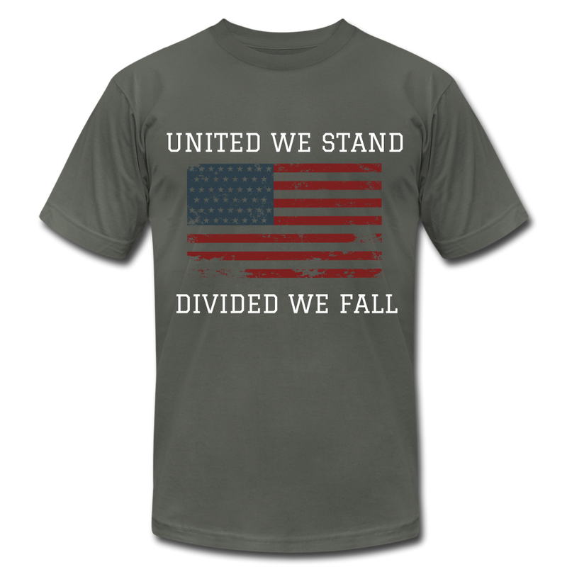 United We Stand, Divided We Fall - asphalt