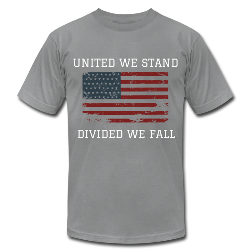 United We Stand, Divided We Fall - slate