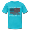 United We Stand, Divided We Fall - turquoise