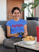 NASA Worm T-Shirt