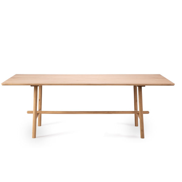Oak Profile Dining Table