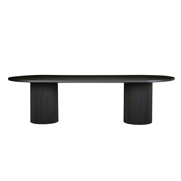 Benjamin Ripple Oval Dining Table