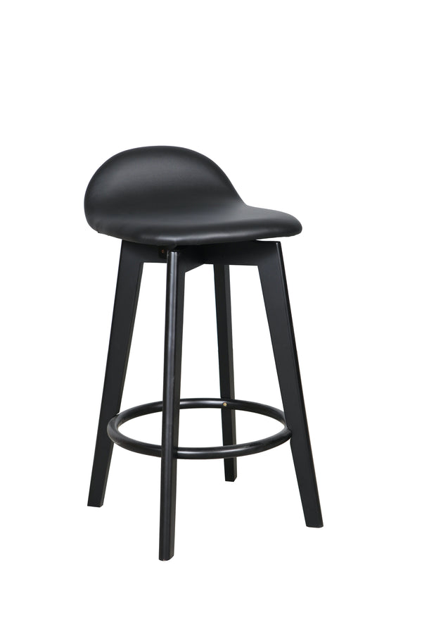 Caulfield Stool - PU Seat
