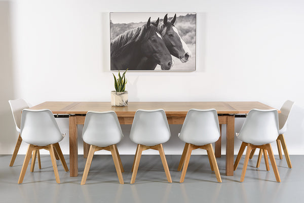 Link Extension Dining Table
