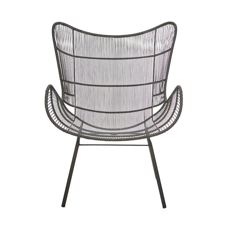 Mauritius Wing Occasional Chair