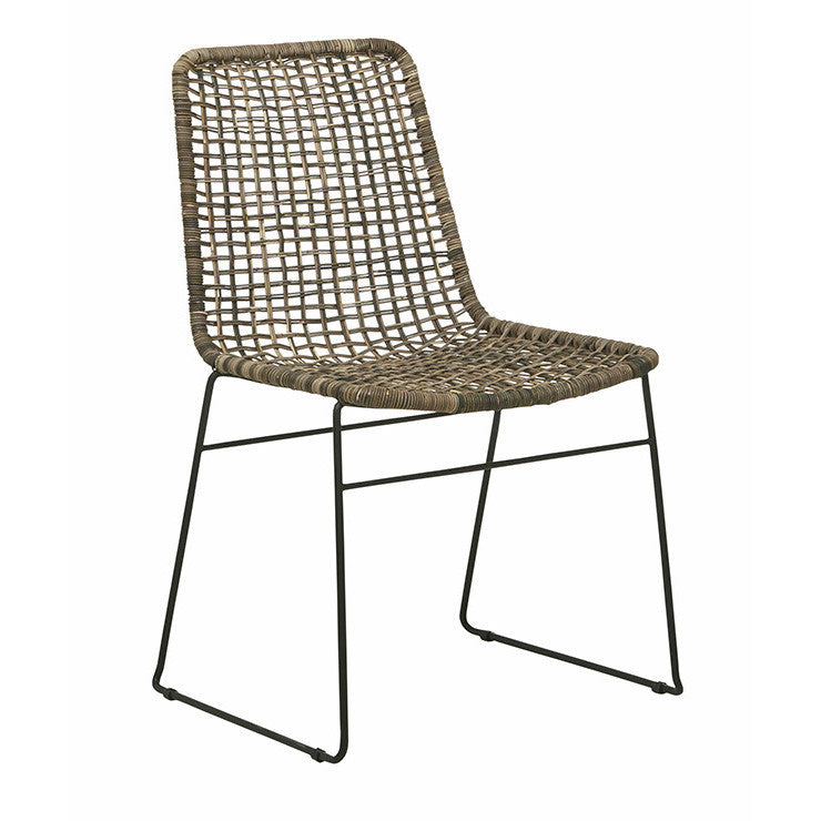 Olivia Open Weave Dining Chair