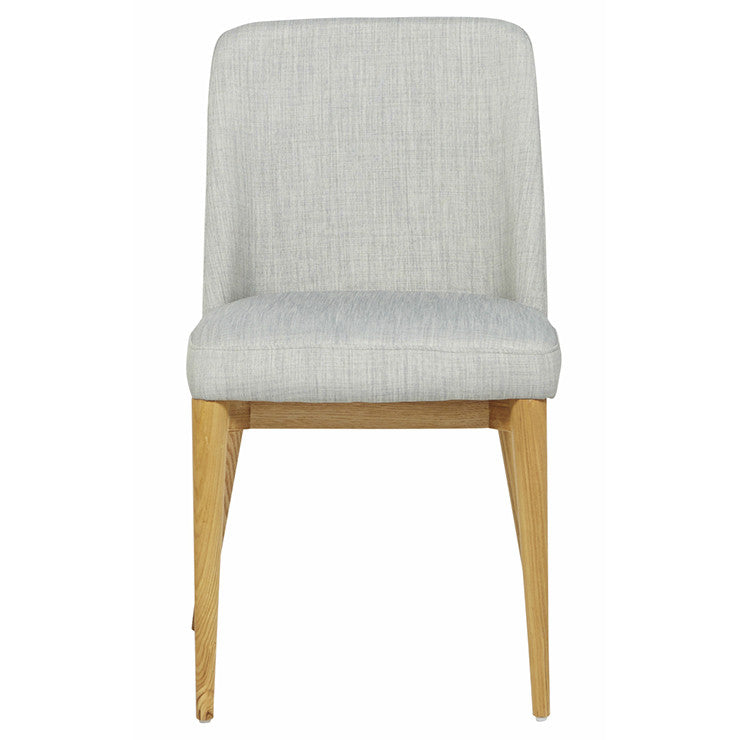 Rosie Timber Leg Dining Chair