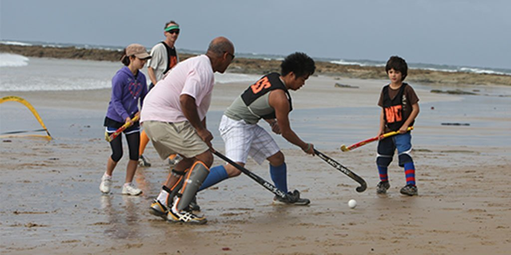 Beach Hockey Anyone? | Just Hockey
