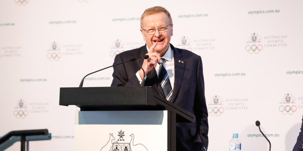 Hockey Australia commends John Coates' IOC appointment | Just Hockey