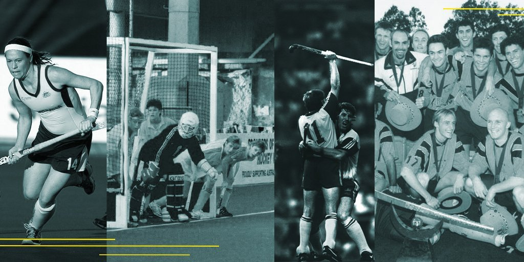 Official Alumni for AUS Men & Women | Just Hockey