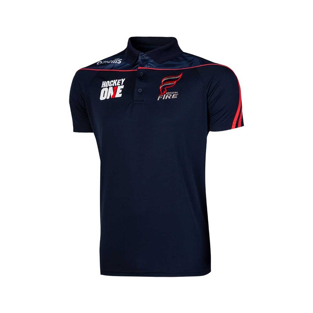 Adelaide Fire Polo Shirt Men - Just Hockey